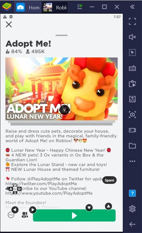 BlueStacks Roblox Guide for Parents