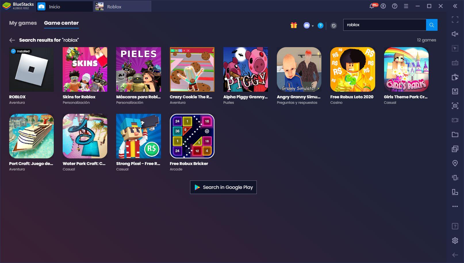 Roblox en BlueStacks – Las Mejores Herramientas Para Jugar tus Juegos de Roblox Favoritos