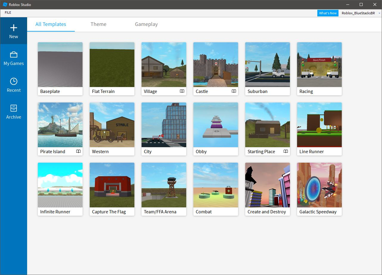 Roblox Studio – O desenvolvimento de games ao alcance de todos