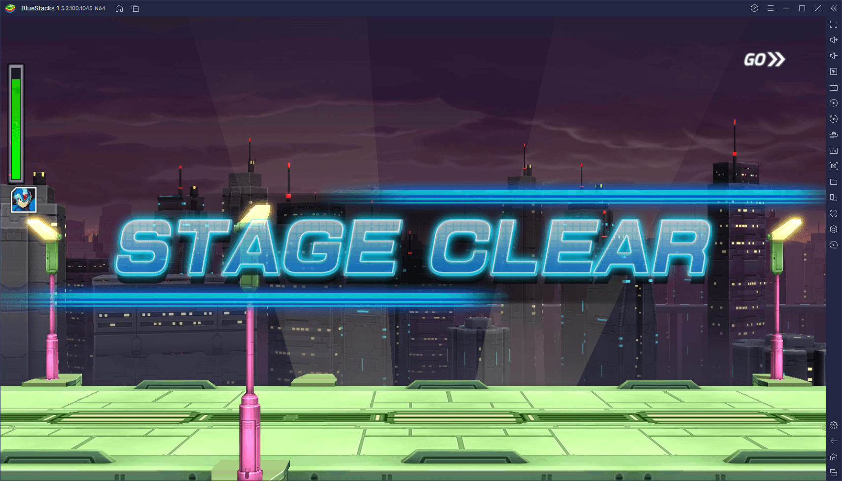 MEGA MAN X DiVE – MOBILE on PC – Guide for Playing at 60 FPS and Configuring Your Controls