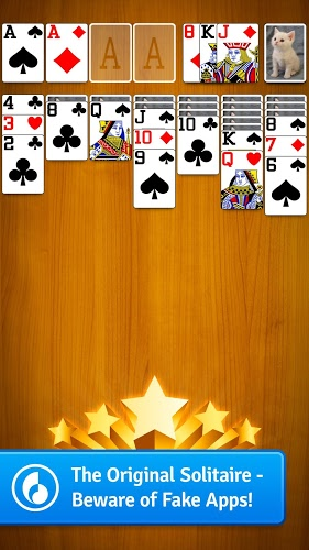 Play Solitaire on PC 4