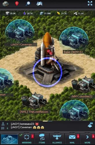 เล่น Mobile Strike Epic War on PC 20