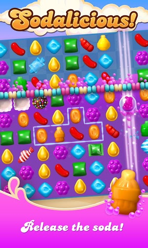 Main Candy Crush Soda Saga on PC 3