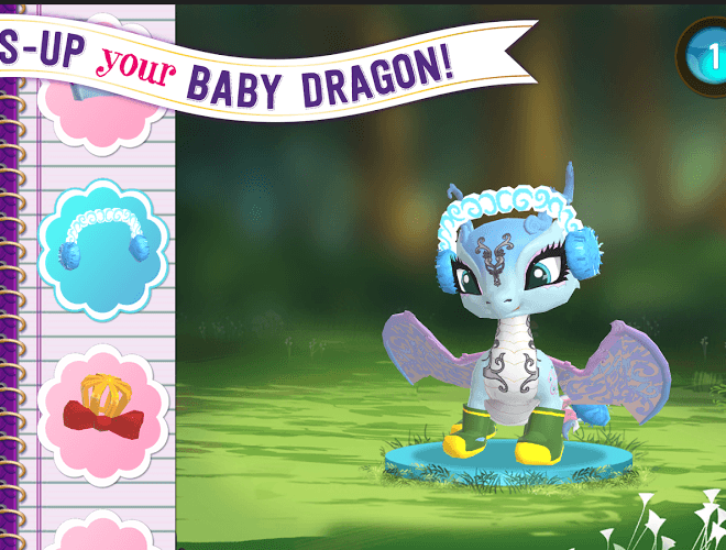 Play Ever After High™: Baby Dragons on pc 6