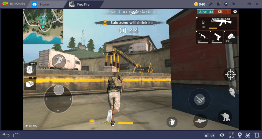 Free Fire Combat Guide | BlueStacks