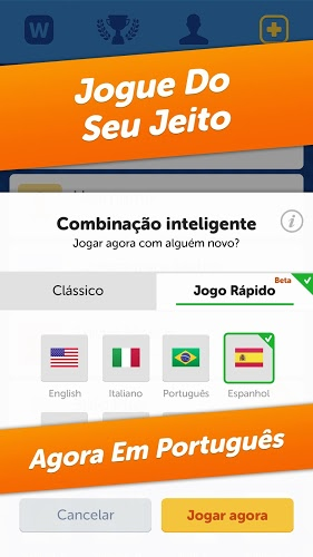 Jogue New Words with Friends para PC 3