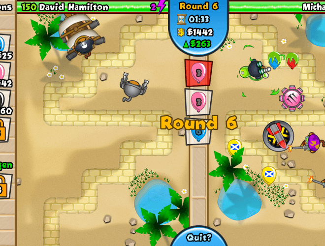 Chơi Bloons TD Battles on PC 6
