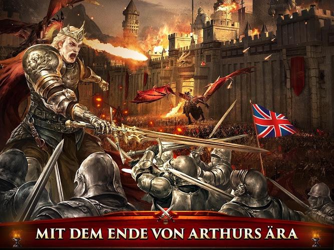 Spiele King of Avalon: Dragon Warfare für PC 2
