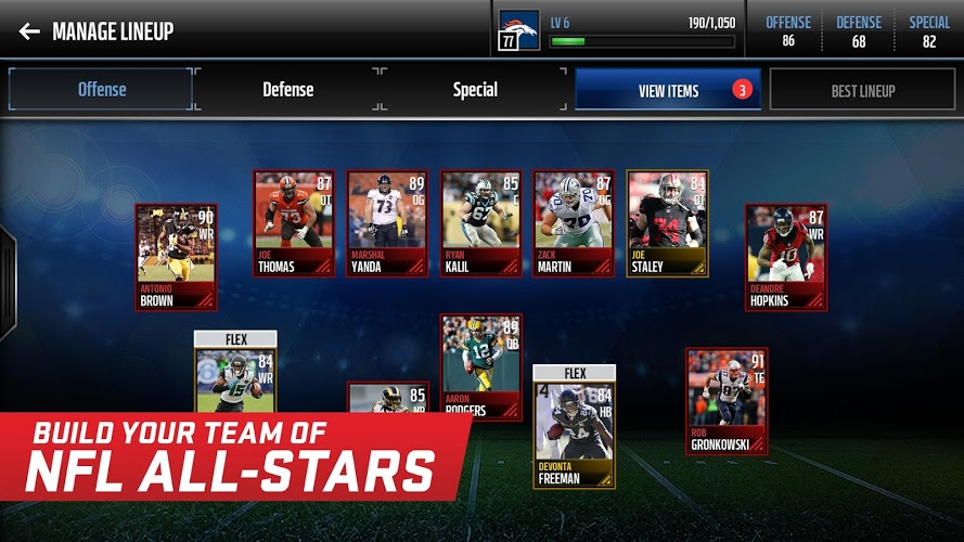 Download Madden NFL Mobile on PC with BlueStacks