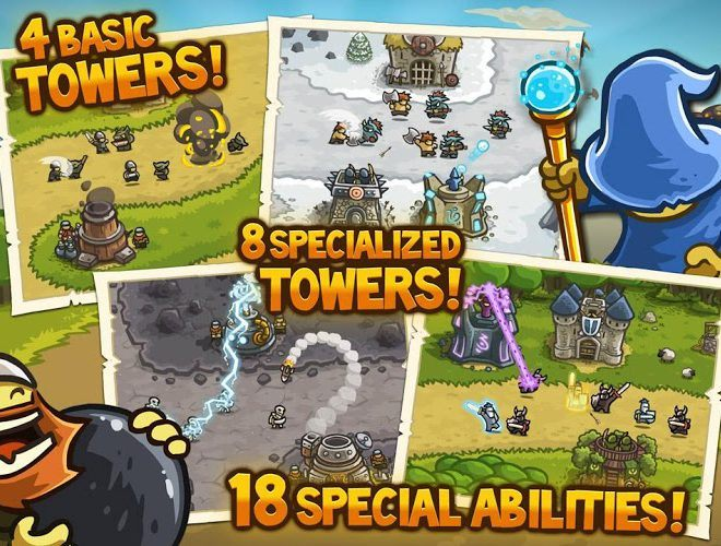 Играй Kingdom Rush На ПК 4
