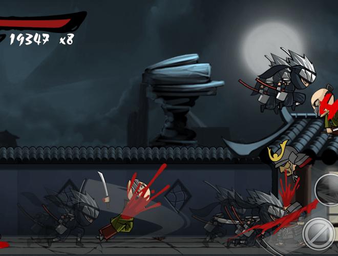 Играй Ninja Revenge На ПК 2