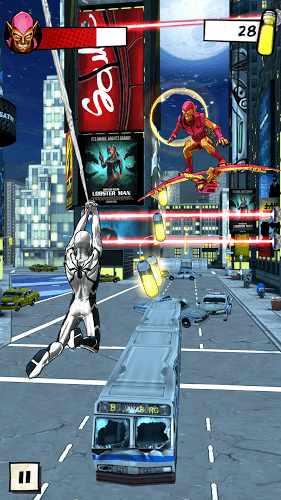 เล่น Spider-Man Unlimited on PC 8
