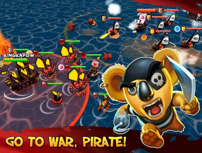 Chơi Tropical Wars on PC 3