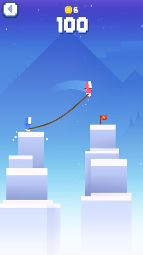 Play Icy Ropes on PC 2