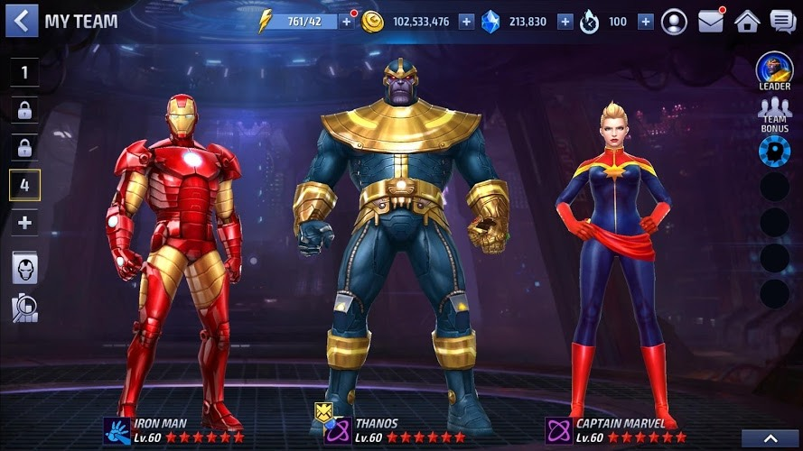 MARVEL Future Fight  İndirin ve PC'de Oynayın 7
