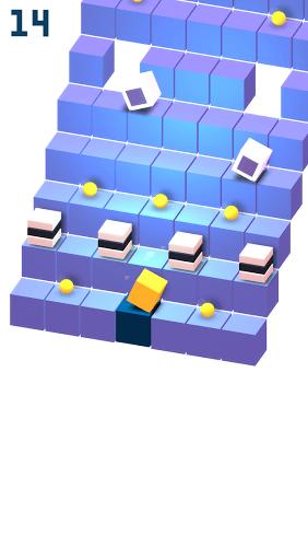 เล่น Cube Roll on PC 4