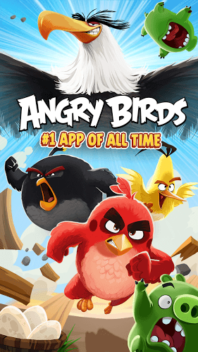 Play Angry Birds on PC 3