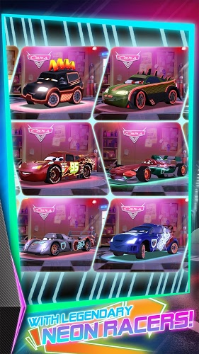 Spustit Cars: Fast as Lightning on PC 5