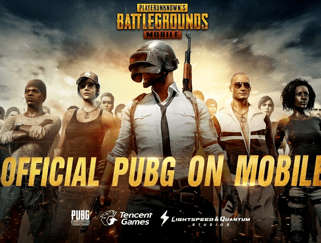 Main PubG Mobile on PC 7