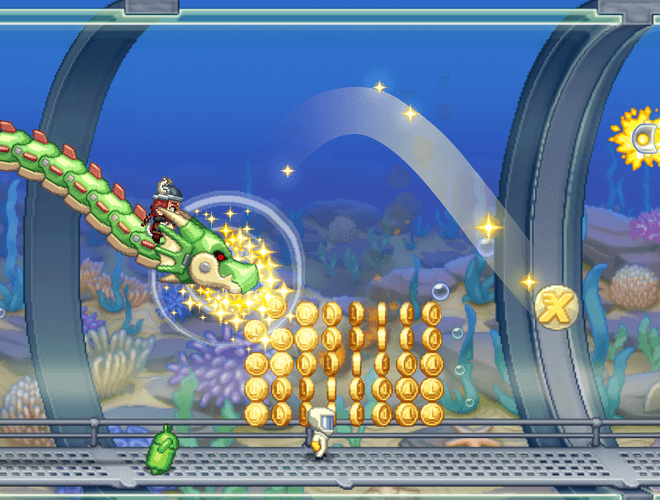 Chơi Jetpack Joyride on PC 3