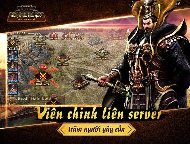 Chơi Hồng Nhan Tam Quốc on PC 16