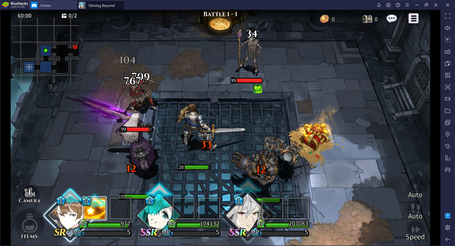 Shining Beyond di PC – Nikmati Action RPG Baru Dari Tim Dev 'Valiant Force' di PC dengan BlueStacks