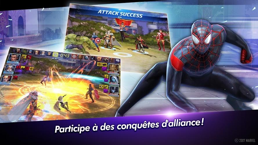 Jouez à  MARVEL Future Fight sur PC 6