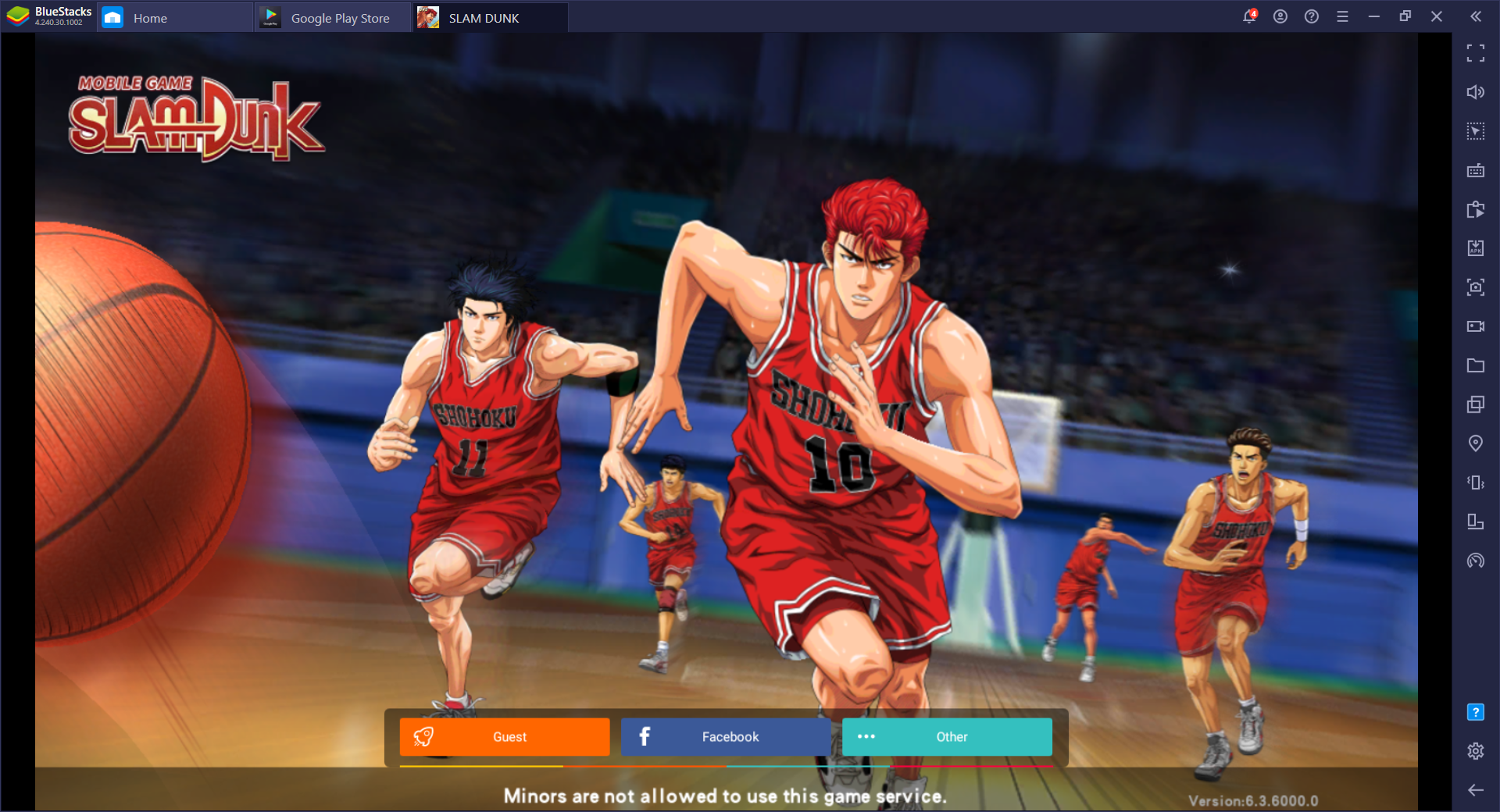 Slam Dunk, Mobile Game Baru Unik! Mainkan di PC Menggunakan BlueStacks