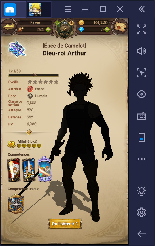 The Seven Deadly Sins: Grand Cross - Les meilleurs personnages du jeu