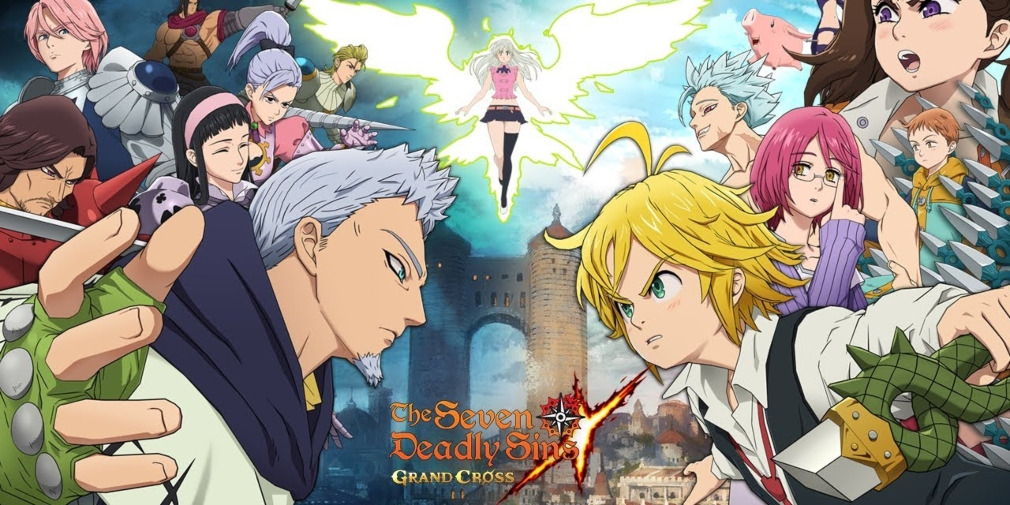 Beginner's Guide to Seven Deadly Sins: Grand Cross