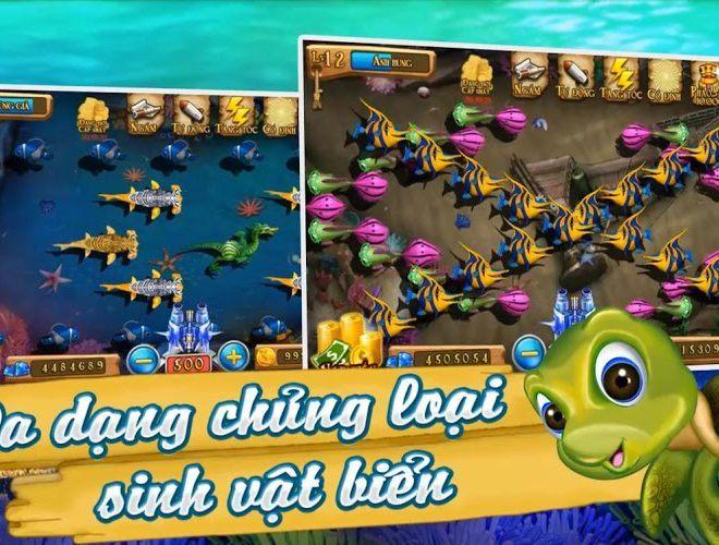 Chơi Hải Tặc Bắn Cá on PC 13