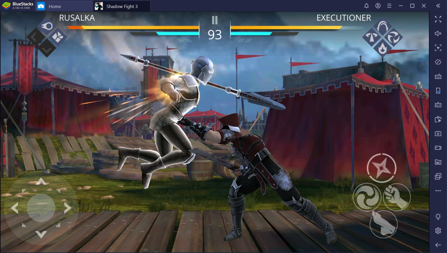 Shadow Fight 3 on PC: How to Master Combat