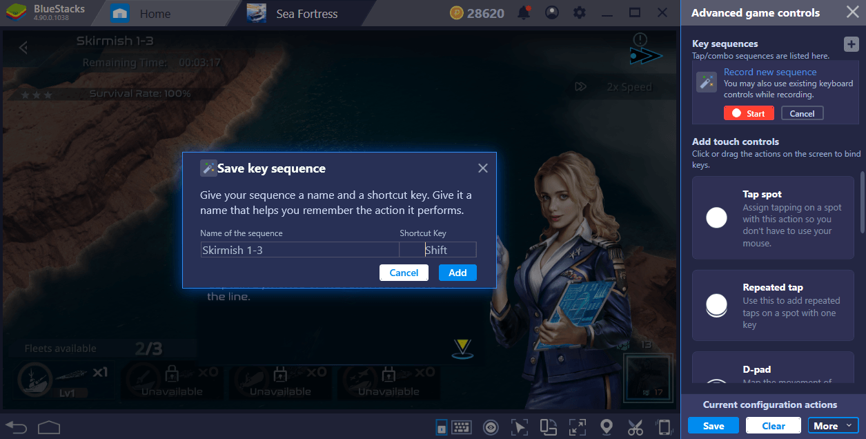 Establishing A Sea Fortress On BlueStacks: The Setup Guide