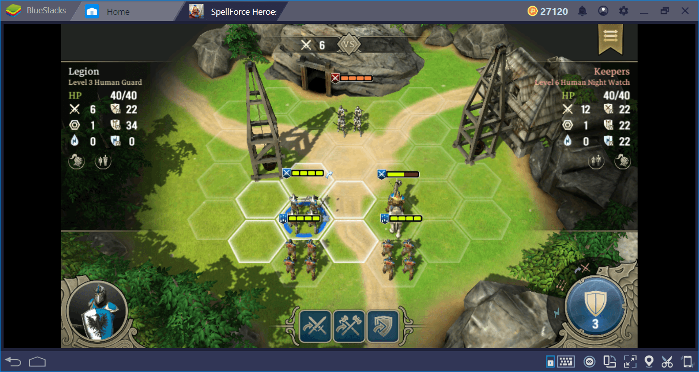 Spellforce Heroes & Magic Battle System Guide: Crushing Your Enemies One Turn At A Time