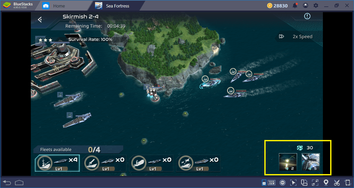 Sea Fortress Battle Guide: How To Become The Grand Admiral Of Ocean