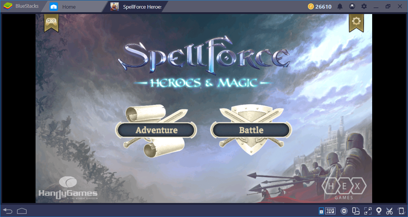 Going Old-School With Spellforce Heroes & Magic: No Loot