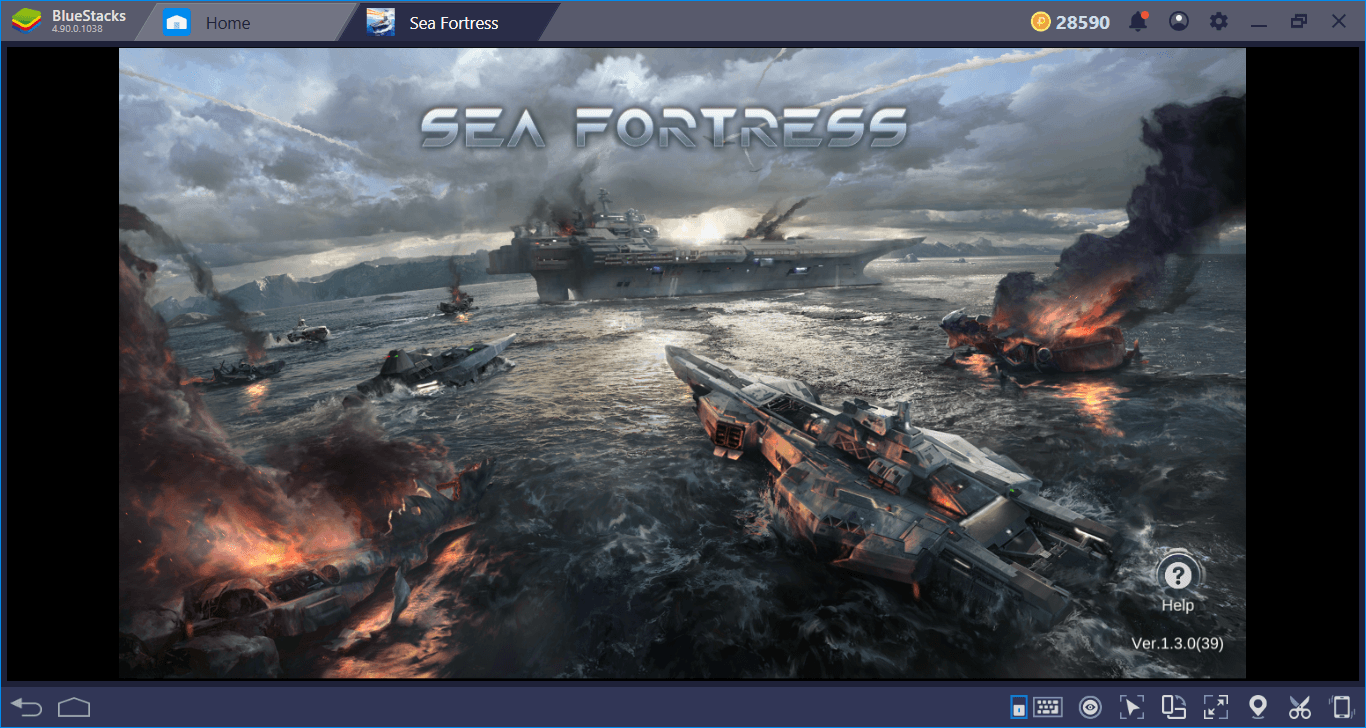 Construct A Sea Fortress, Save The World From Aliens (And Other Humans)