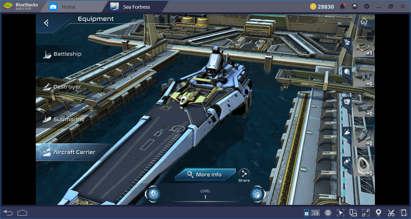 Everything You Need To Know About Sea Fortress Ships
