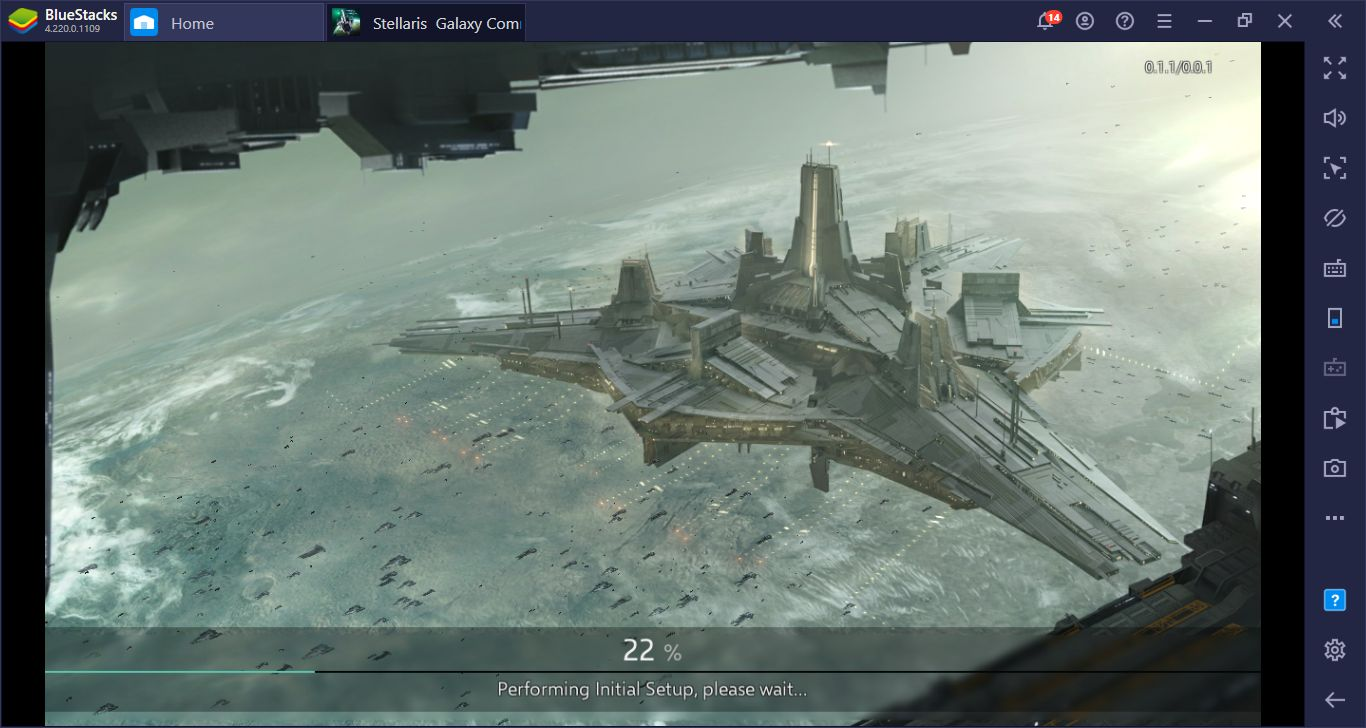 How To Install & Configure Stellaris Galaxy Command On PC With BlueStacks