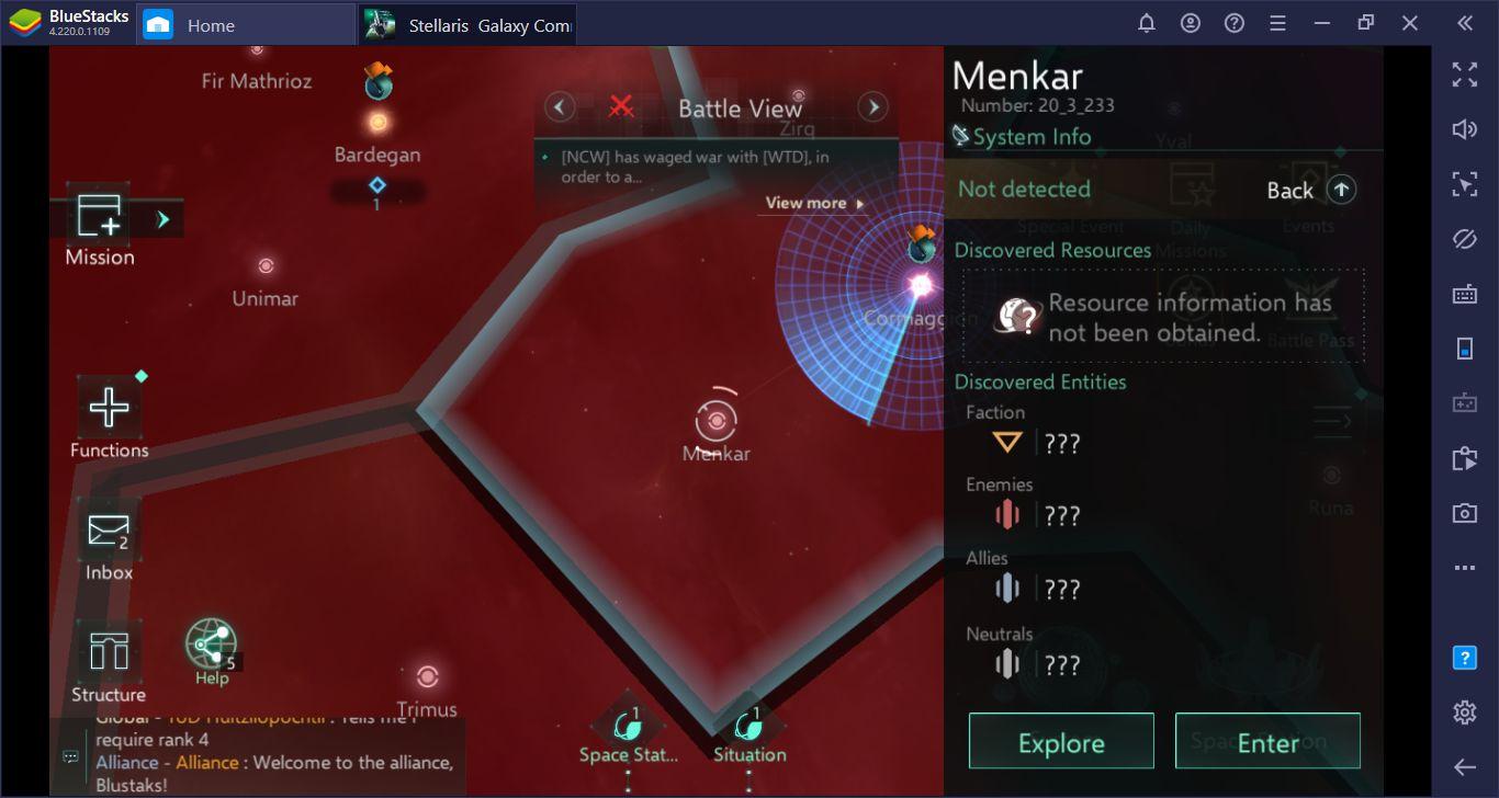 Beginner Tips & Tricks For Stellaris Galaxy Command