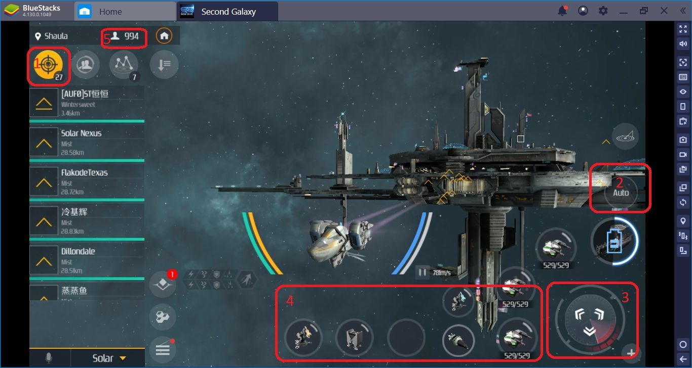 Second Galaxy Review: Say Hello To The Cousin Of EVE Online