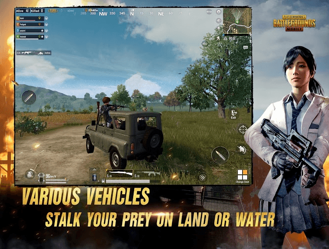 Jogue PubG Mobile para PC 11