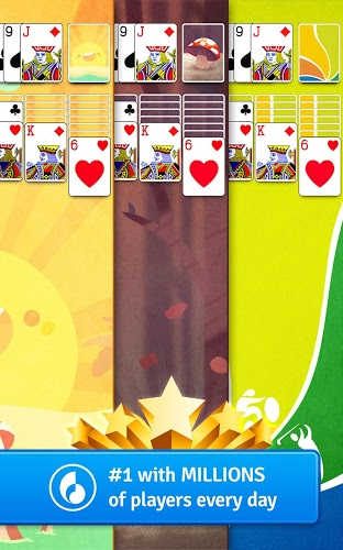 Play Solitaire on PC 11