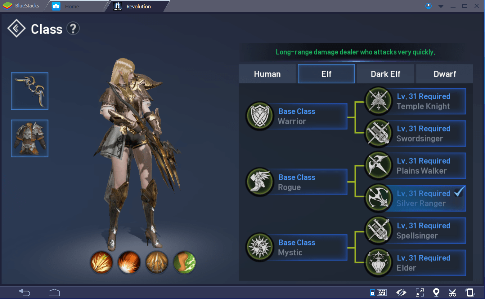 Top 5 Lineage 2 Revolution Classes to Play