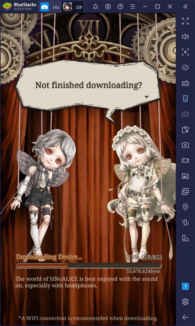 SINoALICE è finalmente disponibile! Come giocare con Bluestacks l'interessante JRPG prodotto da Pokelabo e Square Enix