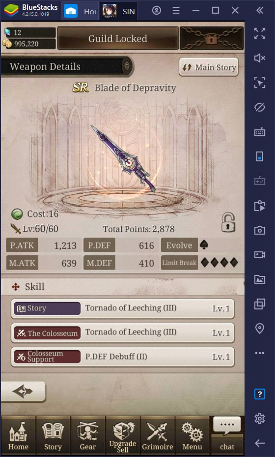 SINoALICE – A Comprehensive List of All the Weapons in the Game