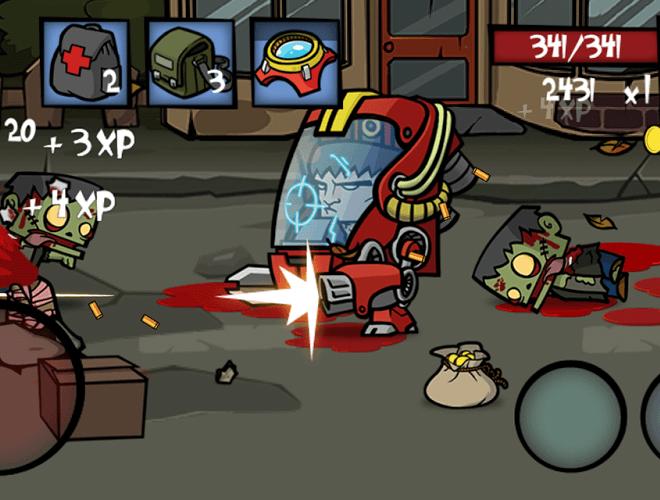 Играй Zombie Age 2 На ПК 6