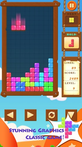 إلعب Candy Block on PC 3