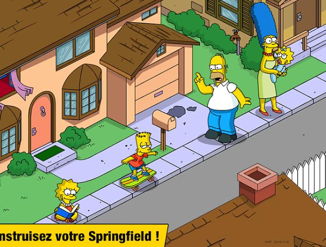 Jouez à  Simpsons Tapped Out sur PC 2