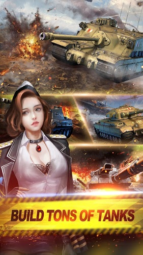Chơi Tank Thunder on PC 3